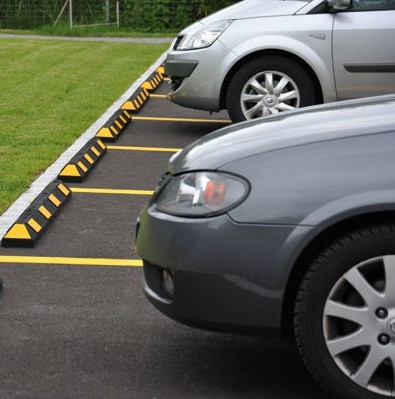 Produktbild Parkplatzbegrenzung Salamander